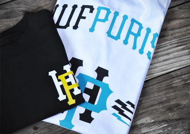 huf purist hb tees 1 HUF x Purist 3rd Anniversary T Shirts