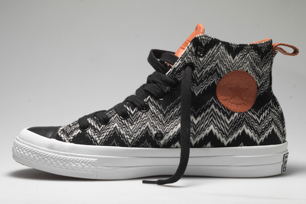 missoni converse fall2010 collection 2 Missoni x Converse Chuck Taylor 2010 Fall Collection
