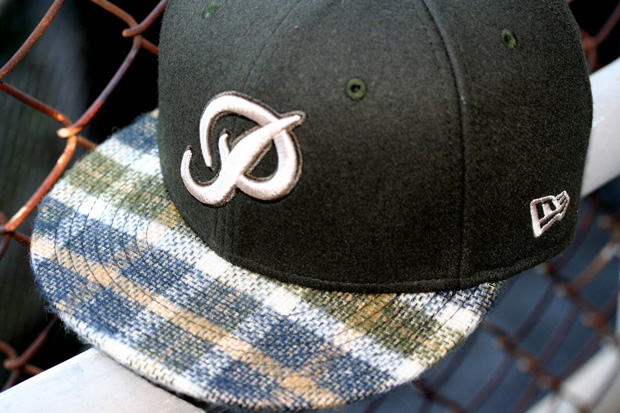 primitive new era melton fitteds 4 Primitive New Era Melton Plaid Fitteds