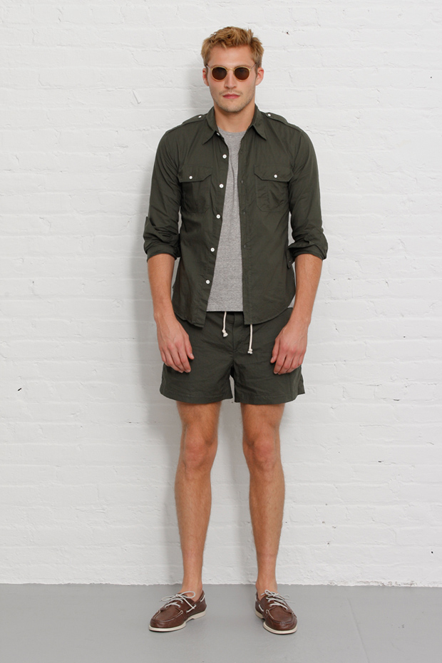 band of outsiders 2011 spring rtw collection 2 Band of Outsiders 2011 Spring/Summer Collection