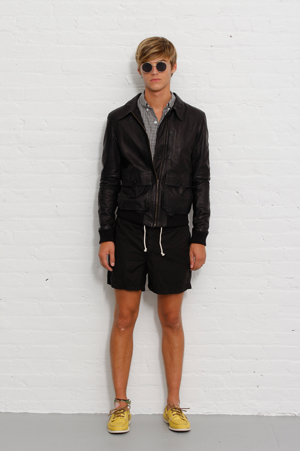 band of outsiders 2011 spring rtw collection 3 Band of Outsiders 2011 Spring/Summer Collection