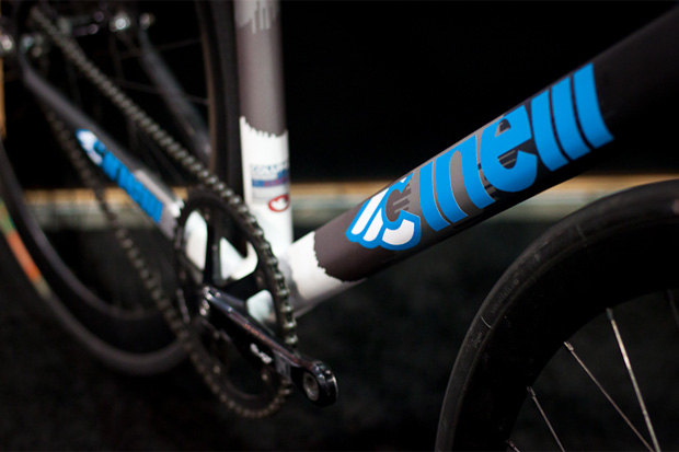 interbike cinelli mash track frameset 4 Interbike 2010: Cinelli Mash Track Frameset