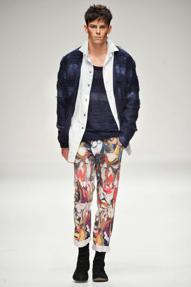 james long 2011 spring summer 12 James Long 2011 Spring/Summer Collection