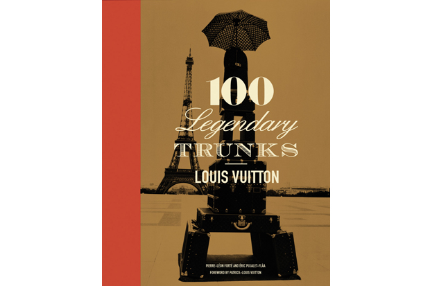 louis vuitton 100 legendary trunks 0 Louis Vuitton: 100 Legendary Trunks