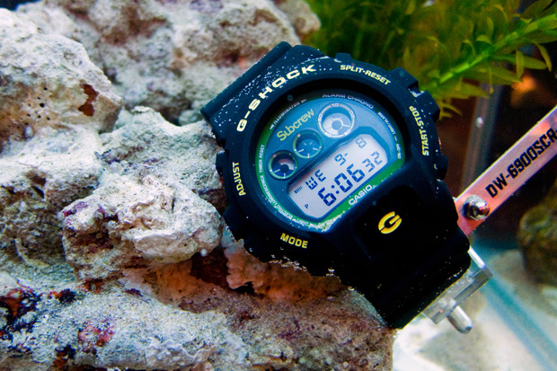subcrew casio gshock sharkmarine dw6900 3 Subcrew x Casio G SHOCK Sharkmarine DW 6900