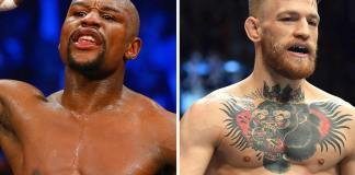 Floyd Mayweather stepped up and offered Conor McGregor
