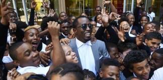 Applications for his school Capital Prep Harlem