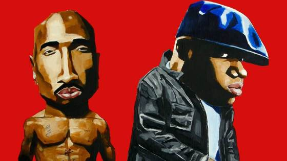 Five Rap Icons Deserving