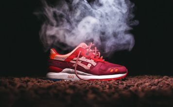 Ronnie Fieg x Asics Bring the Heat with New Volcano
