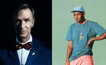 Tyler, The Creator and Bill Nye the Science Guy