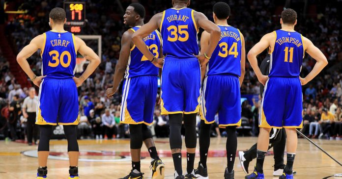 Former NBA Players Examined The Golden State Warriors