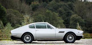 Vintage 1973 Aston Martin Takes Notalgia
