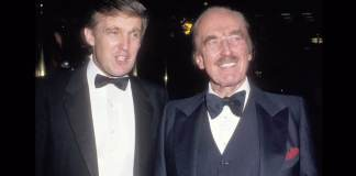 Donald Trump Helped His Parents