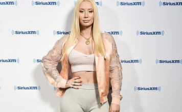 Iggy Azalea Shows Off Her New Thickness