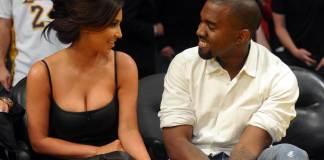 Kim Kardashian And Kanye Meet