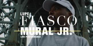 Lupe Fiasco Performs Live Version