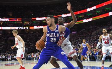 Sixers Vs Bulls Is The Match-Up