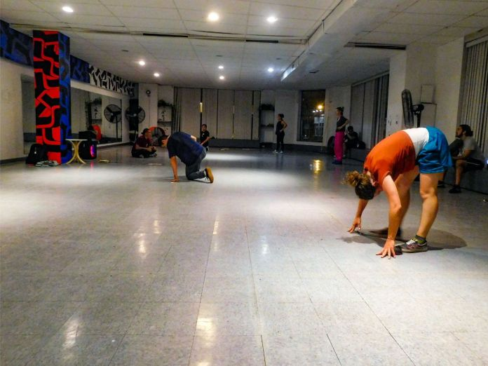 Teaching The Youth Through Dance-4
