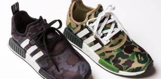 Adidas X BAPE Collab Set To Hit During