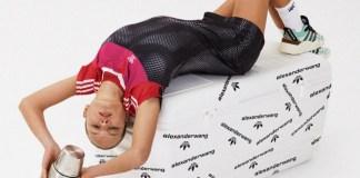 Alexander Wang X Adidas Rollout