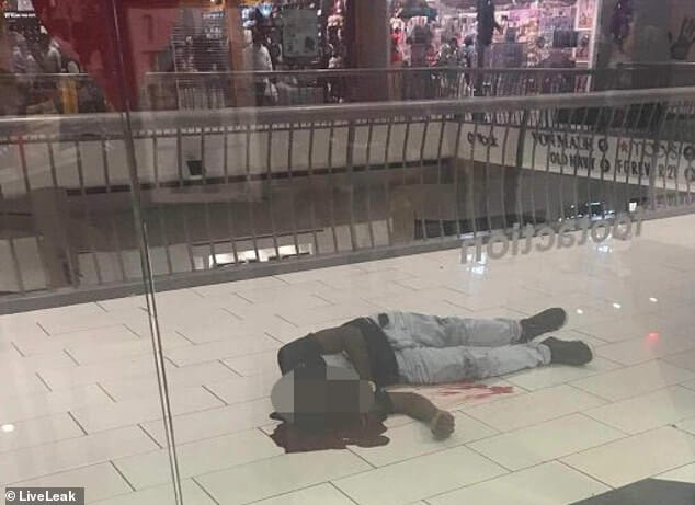 Black Soldier SHOT dead by Police-1