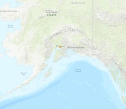 Earthquake Rocks Anchorage