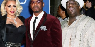 Faith Evans And Stevie J Believe Biggie