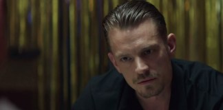 Joel Kinnaman is a Desperate Man