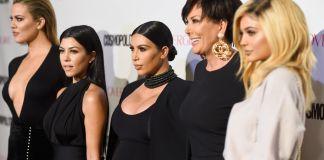 Kim Kardashian Serving