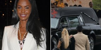 Kim Porter buried peacefullyjpg