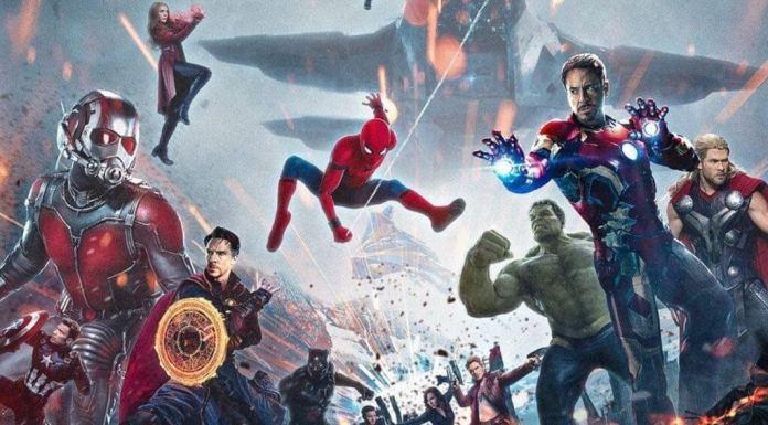Marvel studios releases