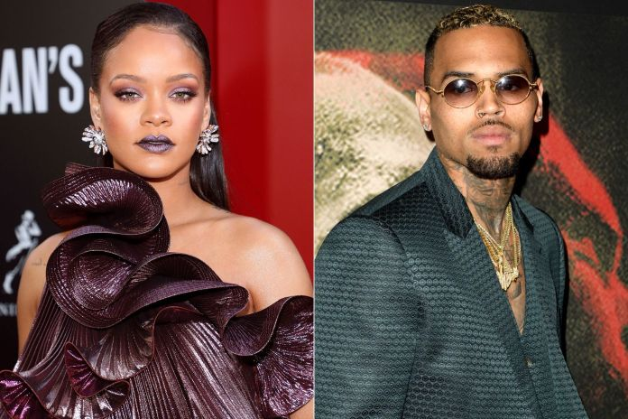 The Rihanna Navy Goes Off On Chris Brown