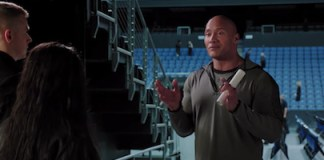 The Rock Returns to the WWE in the Fighting