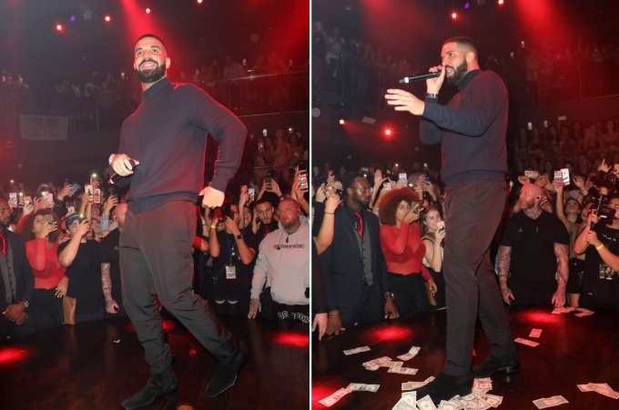 Turtlenecks For Drake is a Win…And He Wore The Chelsea Boots Too?!