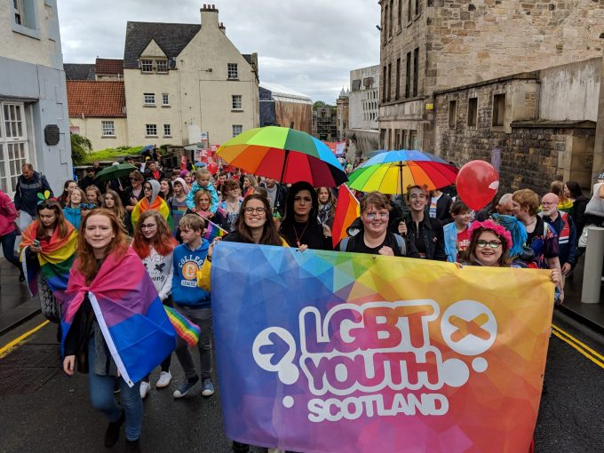 Scotland is Introducing LGBTI Curriculum to All it's School Children