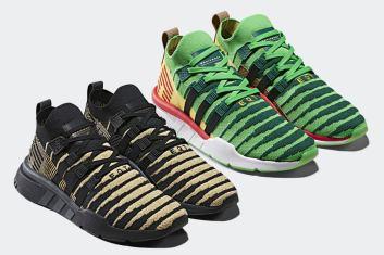 Adidas goes Super Saiyan-5