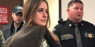Former Miss Kentucky Gets Caught