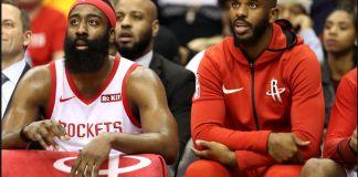 Houston Rockets Struggling