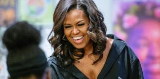 Michelle Obama Gives a Word