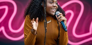 Noname Says Fuck White Supremacy