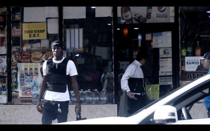 Rapper Jahdell Makes His Debut
