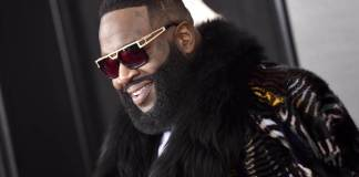 Rick Ross Shares His Love