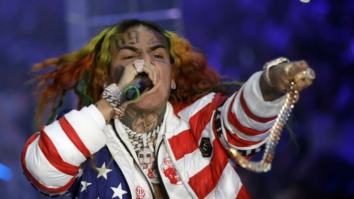 Tekashi 69 allegedly gets Checked