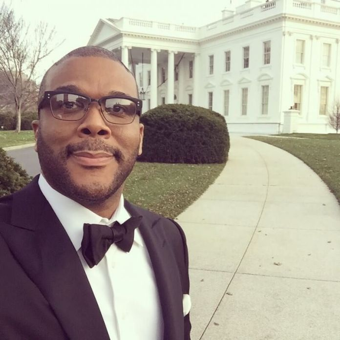 Tyler Perry Surprises Some lucky
