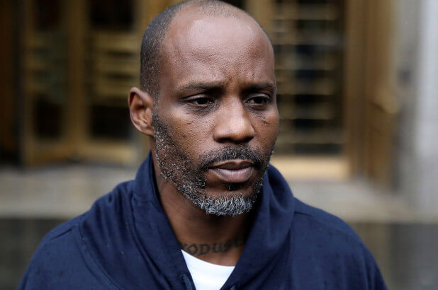 DMX Is Finally Free