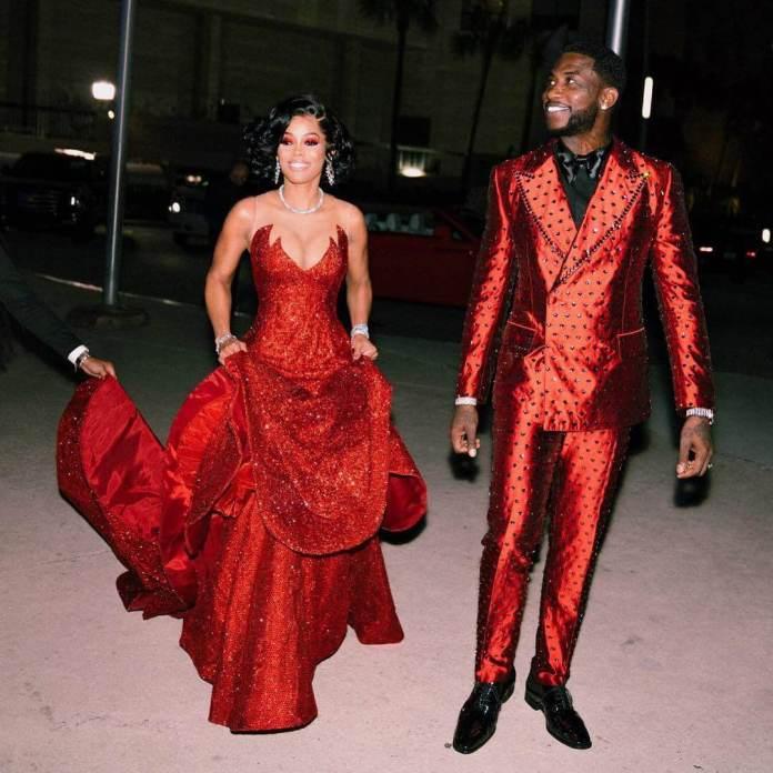 Gucci Mane Spares No Expense for Keyshia Ka