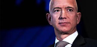 Jeff Bezos and Wife Divorce