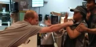 McDonalds Customer Gets His