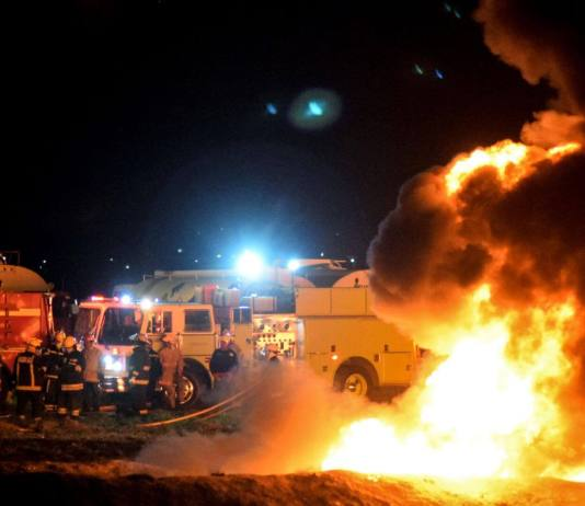 Mexicos Pipeline Explosion