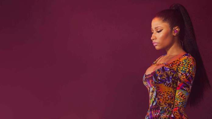 Nicki Minaj Claims Her Lover